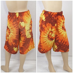 Swim - *BOYS* Fireball Motif Swim Trunks size X-Large